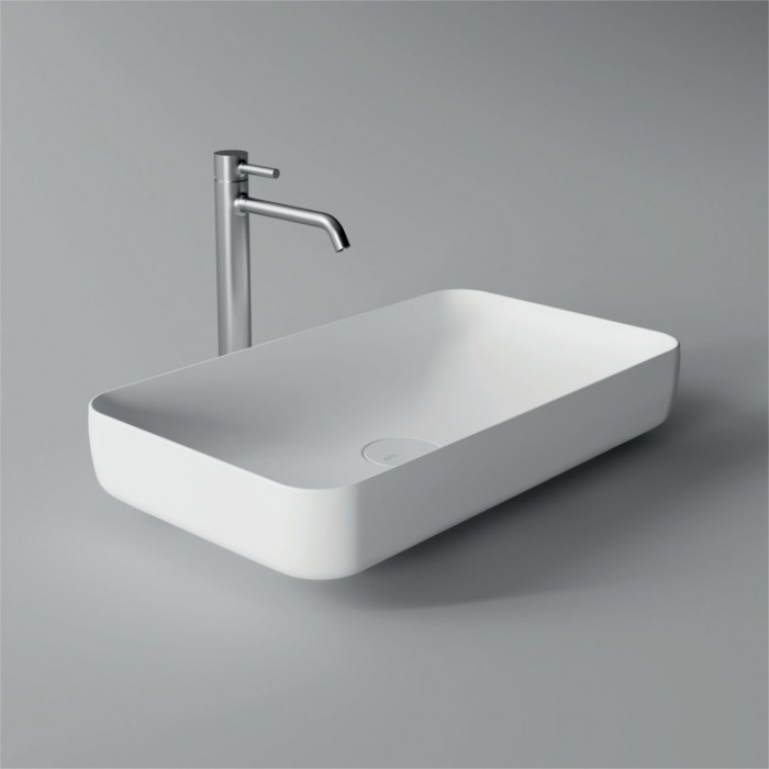 Lavabo, vasque Form 65x40cm (16 couleurs) rectangle ref. 22400101