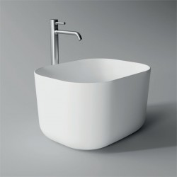 Lavabo, vasque Unica Rectangular 50x40cm (16 couleurs) ref. 32150101