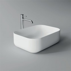 Lavabo, vasque Unica 50x37cm (16 couleurs) rectangle ref. 32190101