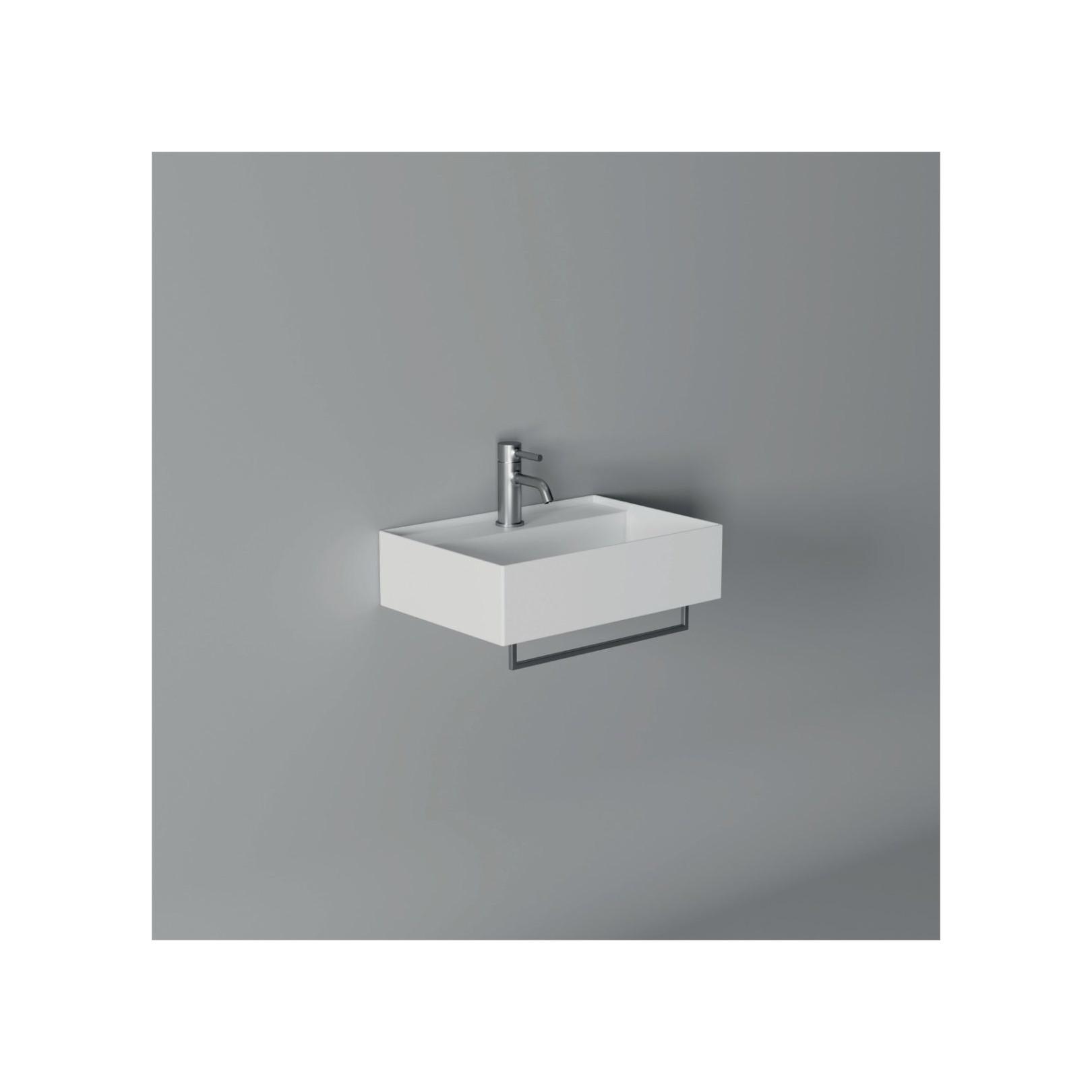 Lavabo, vasque Hide 50x35cm (16 couleurs) rectangle ref. 31270101