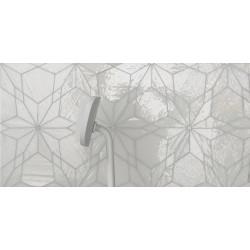 Mosaïque de verre Diamond sur trame nylon 36,5x21cm