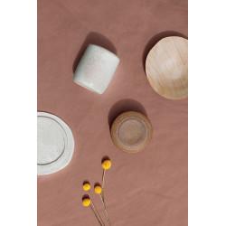 Carrelage grès cérame effet Tadelakt Res Art (7 couleurs, 8 formats) épaisseur 0,65 cm