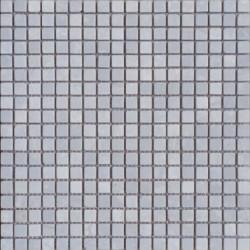 Mosaïque marbre Crema Marfil, 1,5x1,5cm sur trame 29,6x29,6cm
