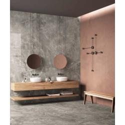 Carrelage grès cérame effet marbre Infinito 2.0 Fior di Bosco(5formats, 3 finitions)