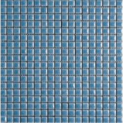 Mosaïque lave émaillée Sky, 1,5x1,5cm sur trame 29,6x29,6cm