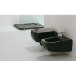 WC suspendu Lilac 41x55cm avec abattant