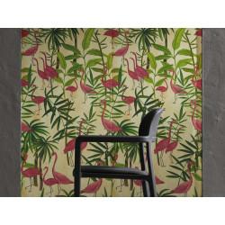 Carrelage grès cérame effet papier peint Scenari Camargue