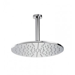 Tête de douche anticalcaire UP 6511 fixation plafond diamètre 30cm (5 finitions)