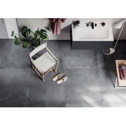 Carrelage grès cérame effet beton brut Kos (5 couleurs, 9 formats)