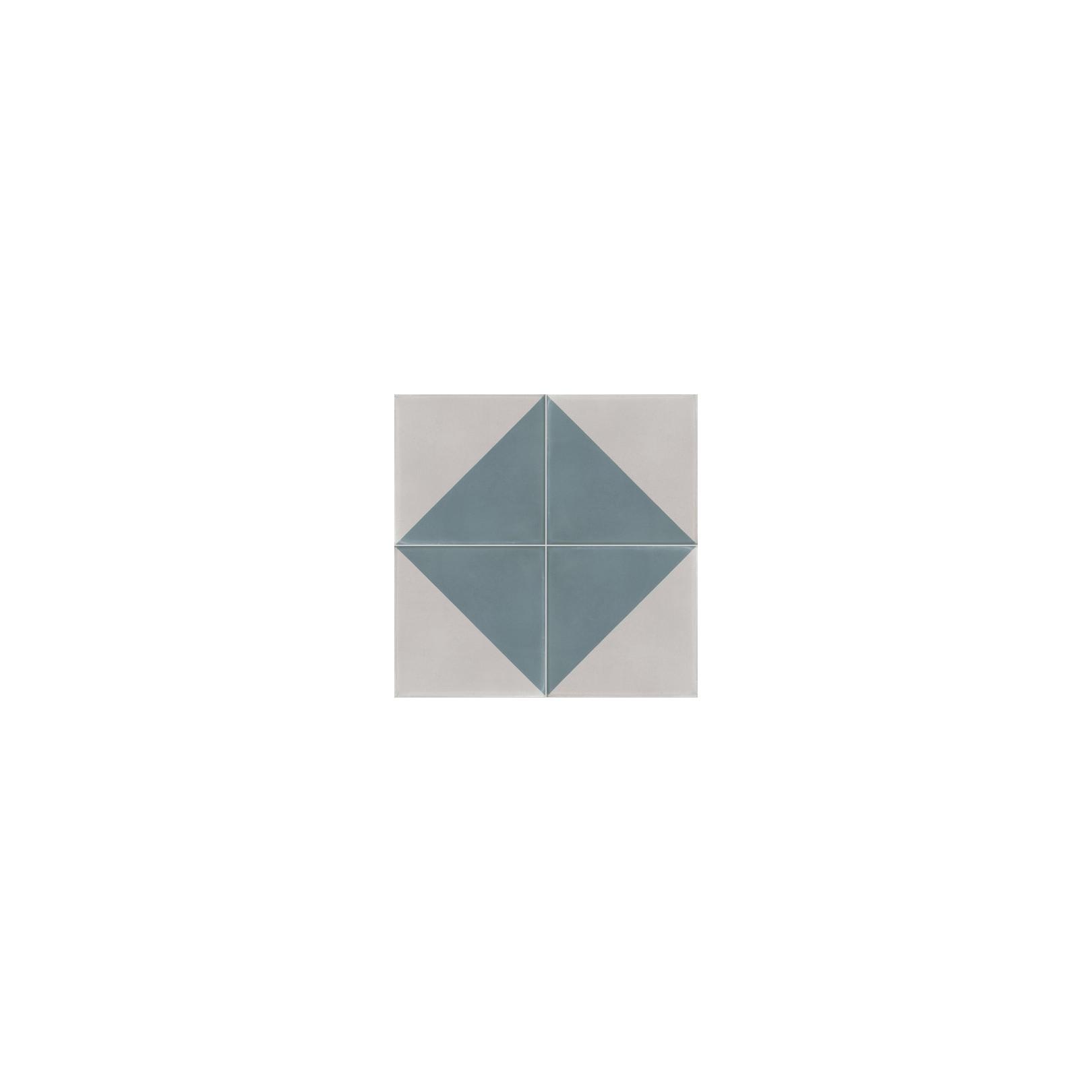 Ciment coloré motif DUO 39.07