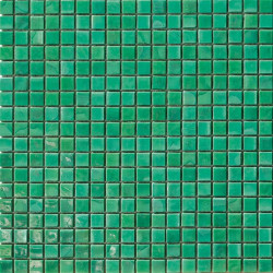 Mosaïque pâte de verre Concerto Verde Chiraro C0.0909