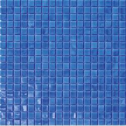 Mosaïque pâte de verre Concerto Turchese 1,5x1,5cm C0.0913