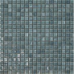 Mosaïque pâte de verre Concerto Blu 1,5x1,5cm C0.0918