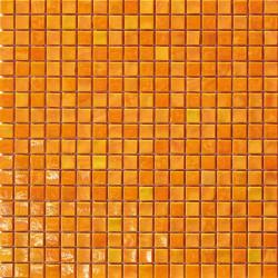 Mosaïque pâte de verre Concerto Arancio 1,5x1,5cm C0.0932