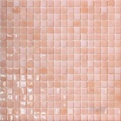 Mosaïque pâte de verre Concerto Rosa 1,5x1,5cm C0.0937
