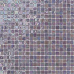 Mosaïque pâte de verre Perle Lilla 1,5x1,5cm PE.0H66