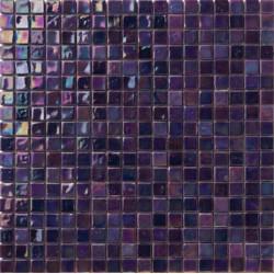 Mosaïque pâte de verre Perle Viola 1,5x1,5cm PE.0H67