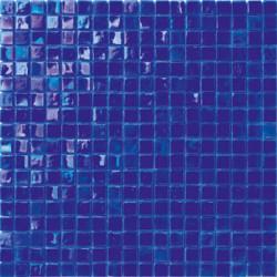 Mosaïque pâte de verre Perle Blu 1,5x1,5cm PE.0H70