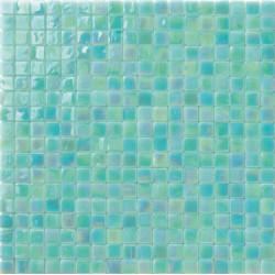 Mosaïque pâte de verre Perle Tormalina 1,5x1,5cm PE.0H72