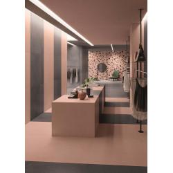 Carrelage grès cérame effet terrazzo Medley Minimal (6 couleurs, 4 formats)
