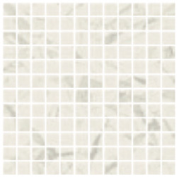 Carrelage grès cérame effet marbre Marmorea Bianco Statuario (9 formats, 2 finitions)