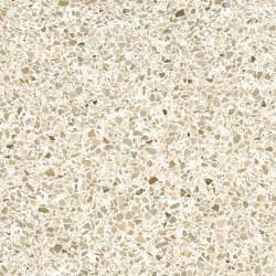 Carreau Terrazzo fond blanc inclusions multicolores Bel 853 (3 formats)