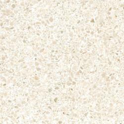 Carreau Terrazzo fond blanc inclusions crème Botticino 0/7 (6 formats)