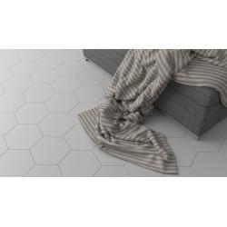 Carrelage grès cérame Hexagone Floor effet graphique (3 couleurs)