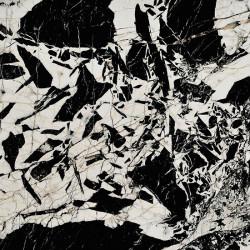 Carrelage grès cérame effet marbre Prestige Black Antique Effect (12 formats, 2 finitions)