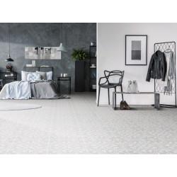 Carrelage grès cérame effet carreau ciment Codicim Arte Soft grey 25x25cm