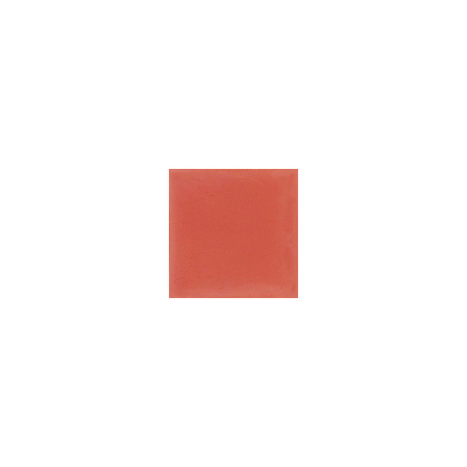 carreau de ciment color uni rouge u14 casalux home design. Black Bedroom Furniture Sets. Home Design Ideas