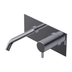 Robinet mitigeur Reverso Q0BA6024 monotrou à poser saillie 17,5cm (16 finitions)
