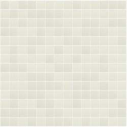 Mosaïque Stone carré 2,3x2,3cm crème 568 sur trame nylon 33,3x33,3cm
