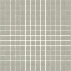 Mosaïque Terra 2,3x2,3cm Cuarzo brillant ou antidérapant classe 3 sur trame nylon 33,3x33,3cm