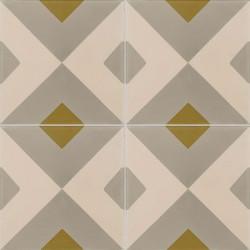 4 Carreaux de ciment coloré motif NC5 27.07.22