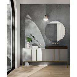 Carrelage grès cérame effet pierre Pigmento (7 couleurs, 7 formats + plinthe)