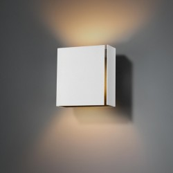 Applique carré Split Small Led, 12x12x7cm