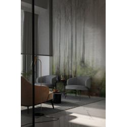 Carrelage grès cérame effet papier peint Wonderwalll Dream
