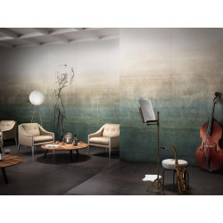 Carrelage grès cérame effet papier peint Wonderwall Color Balet