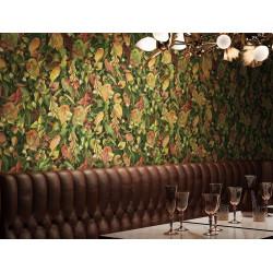 Carrelage grès cérame effet papier peint Wonderwall Foliage