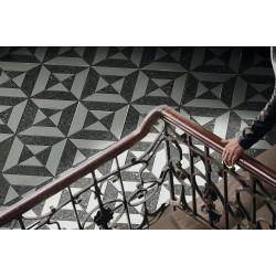 Carrelage grès cérame effet carreau ciment Wind prescored (3 couleurs)