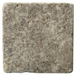 Travertin Silver vieilli (2 formats)