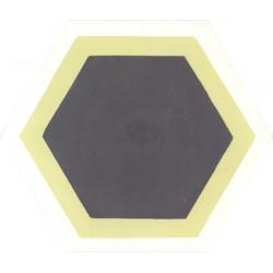 Carreau de ciment coloré Hexagone motif GALA1 10.27.30