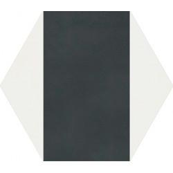 Carreau de ciment coloré Hexagone motif CLOVIS A 10.01