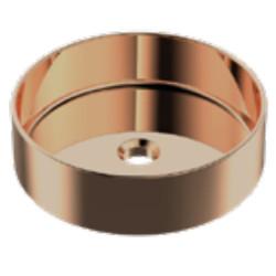 Lavabo vasque Shiny Sink diam. 35,5cm rond (3 couleurs)