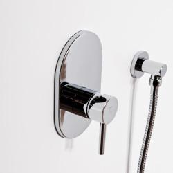 Commande mitigeur douche encastré 1002243