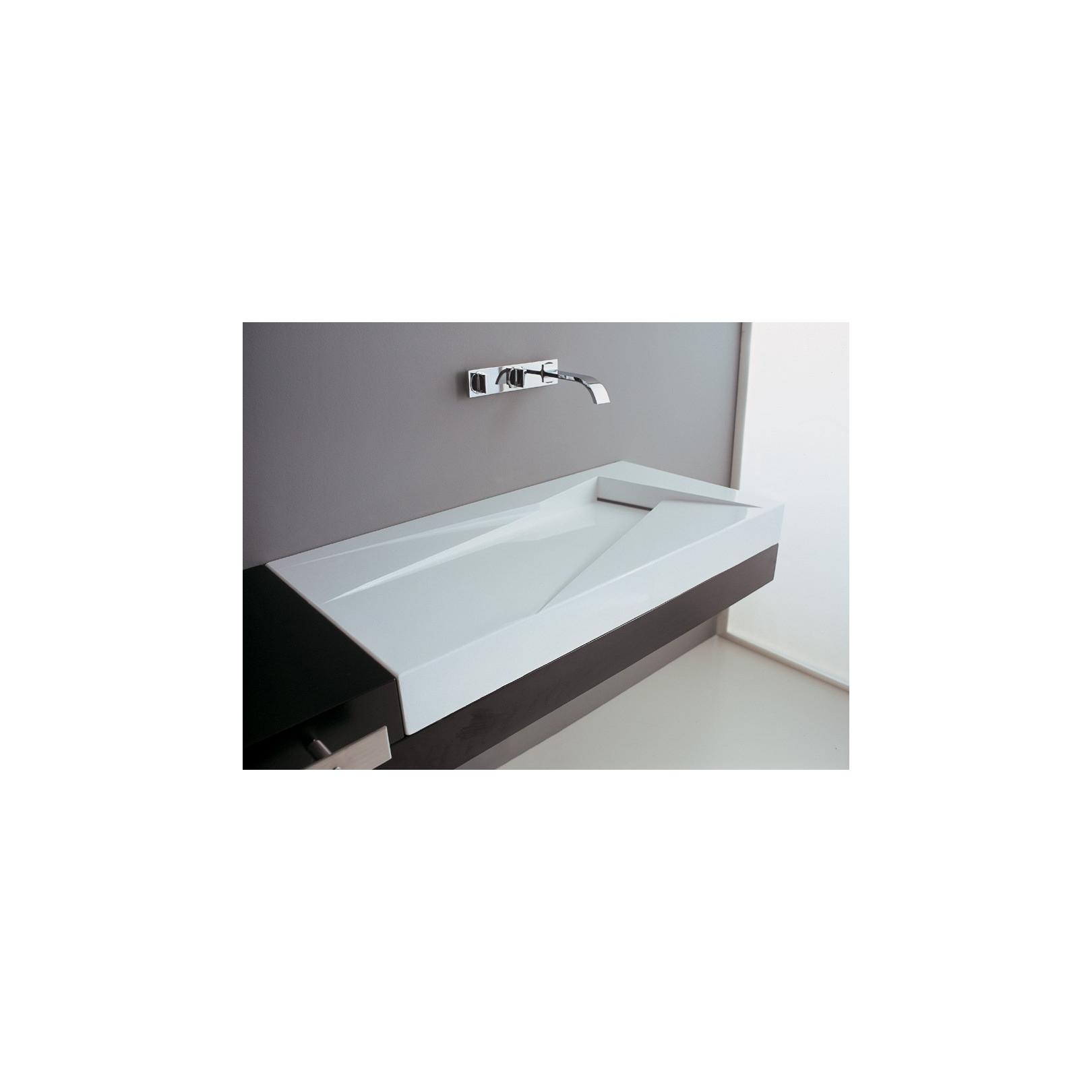 vasque a suspendre Vasque à poser ou à suspendre Oz 95x47cm