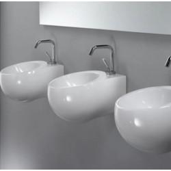 Lavabo, vasque Sphere à suspendre, 39,5x33cm