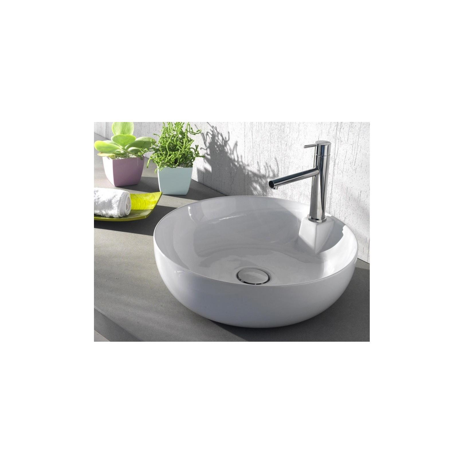 Lavabo Vasque Elite Round 45 à Poser Diam 45cm Casalux Home Design