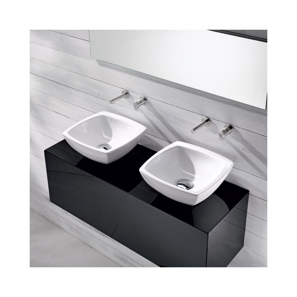 lavabo vasque spot bag 1 poser 33 5x33 5cm casalux home design. Black Bedroom Furniture Sets. Home Design Ideas